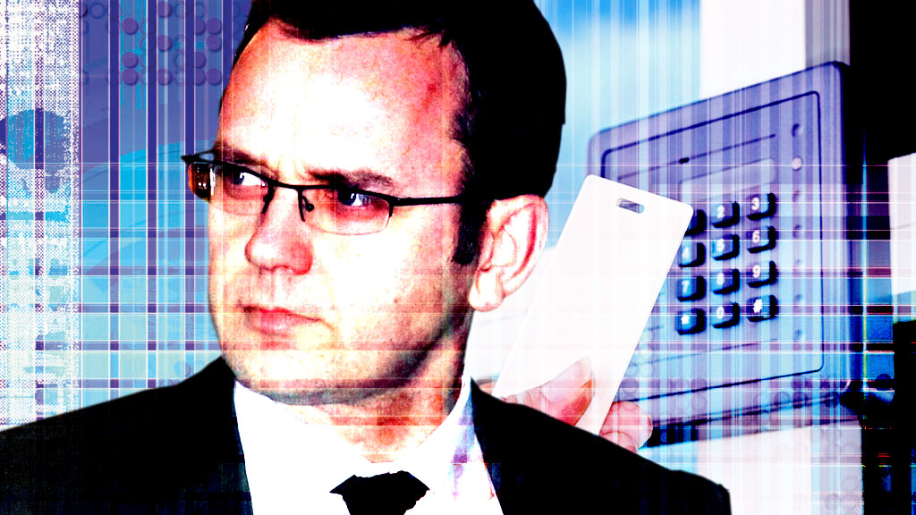 Andy Coulson Had Only Standard Security Vetting