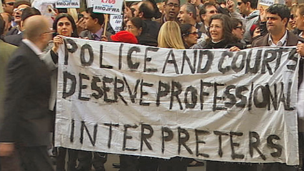 Image result for UK court interpreter crisis  photo