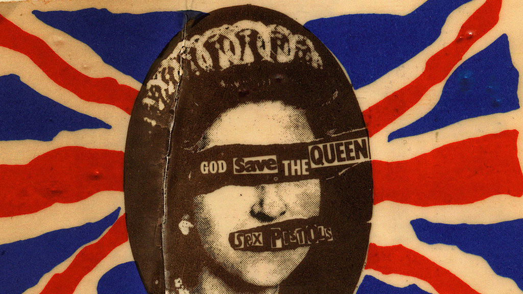 God save the queen sex pistols song