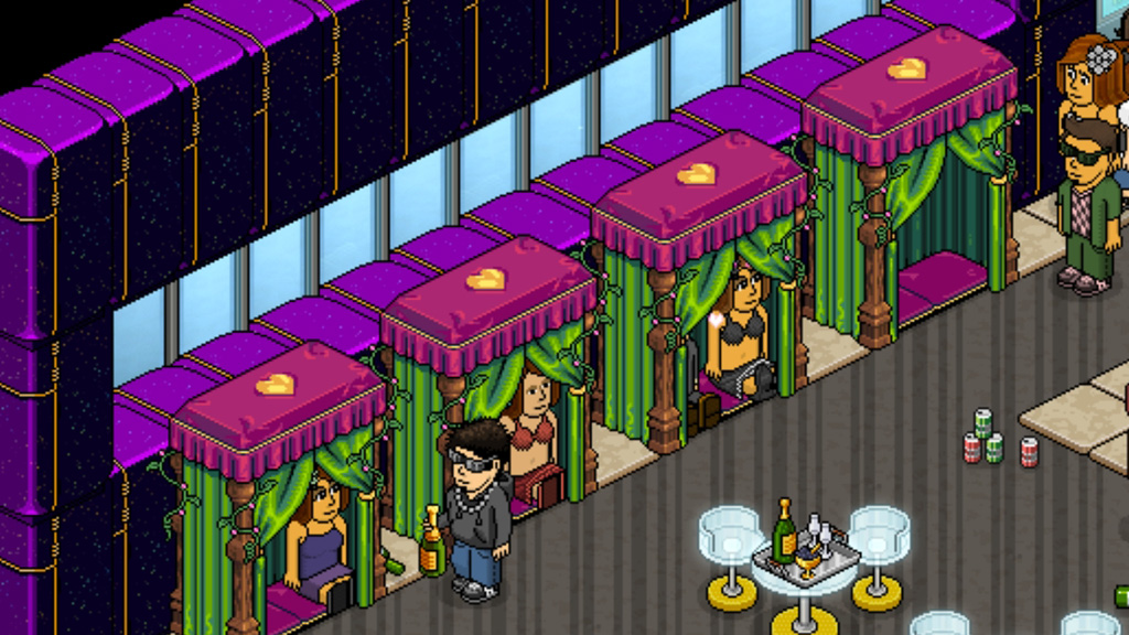 habbo sex and the city in Texas