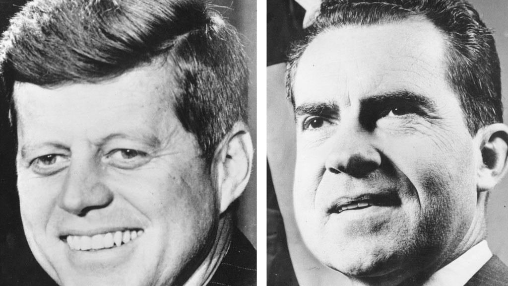 Us Presidential Debates Kennedy V Nixon 1960 Channel 4 News