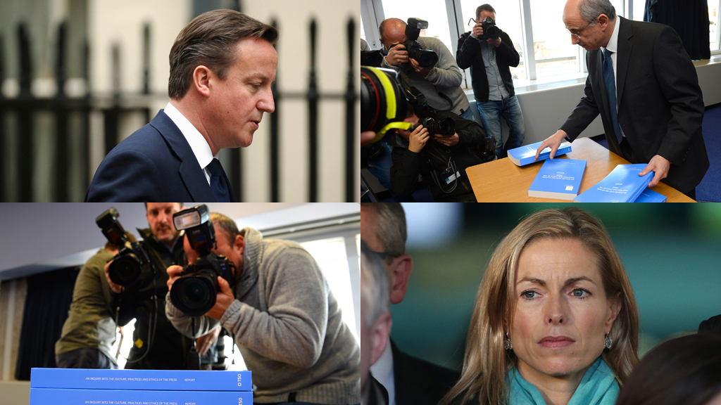 Cameron wary of law to curb 'reckless' press – Channel 4 News
