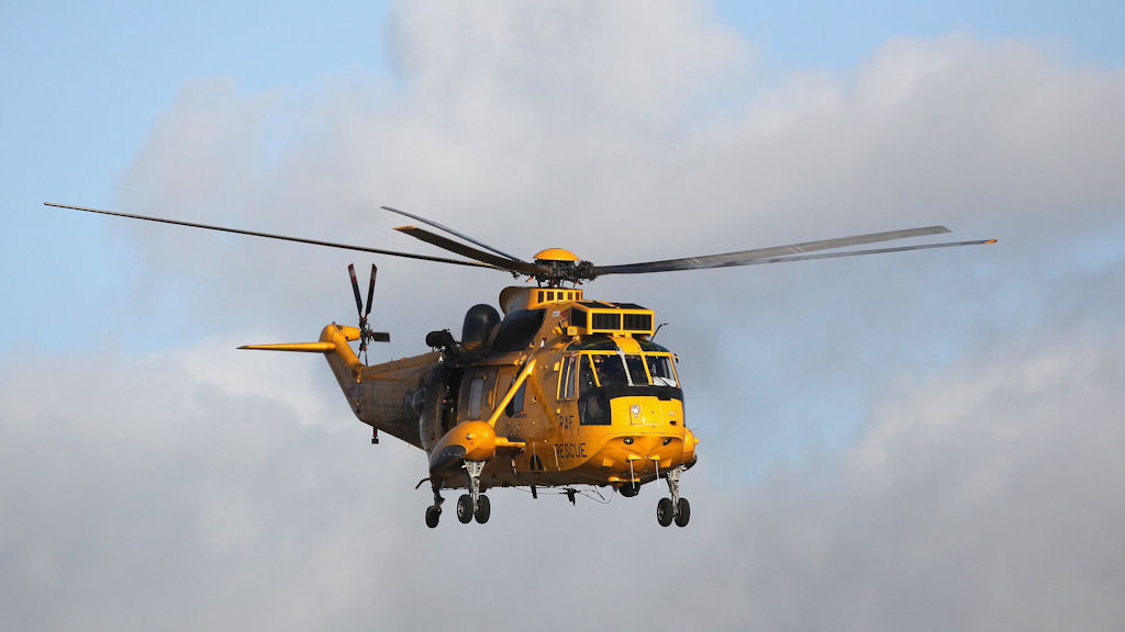 US firm to run search and rescue helicopters in UK