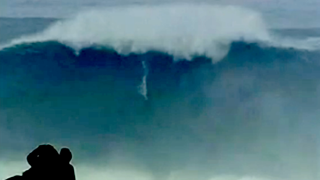 Is This The Biggest Wave Ever Surfed