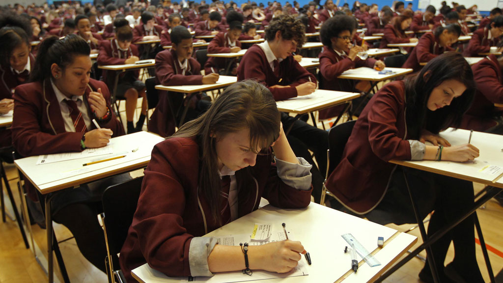 Low marks: report shows UK education is lagging behind