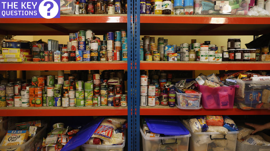 Church Action On Poverty Food Banks