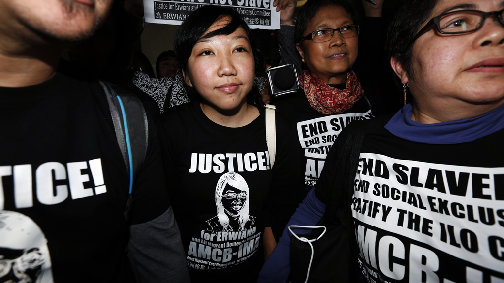 Tortured Indonesian Maid Wins $100,000 After Suing Abusive
