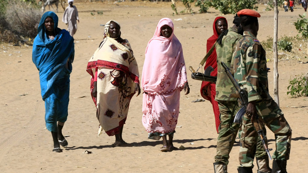 Sudan army 'raped more than 200 women and girls'