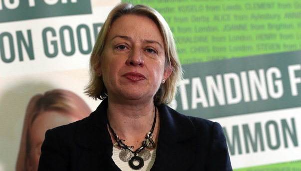 Green Party Launch Their Election Campaign
