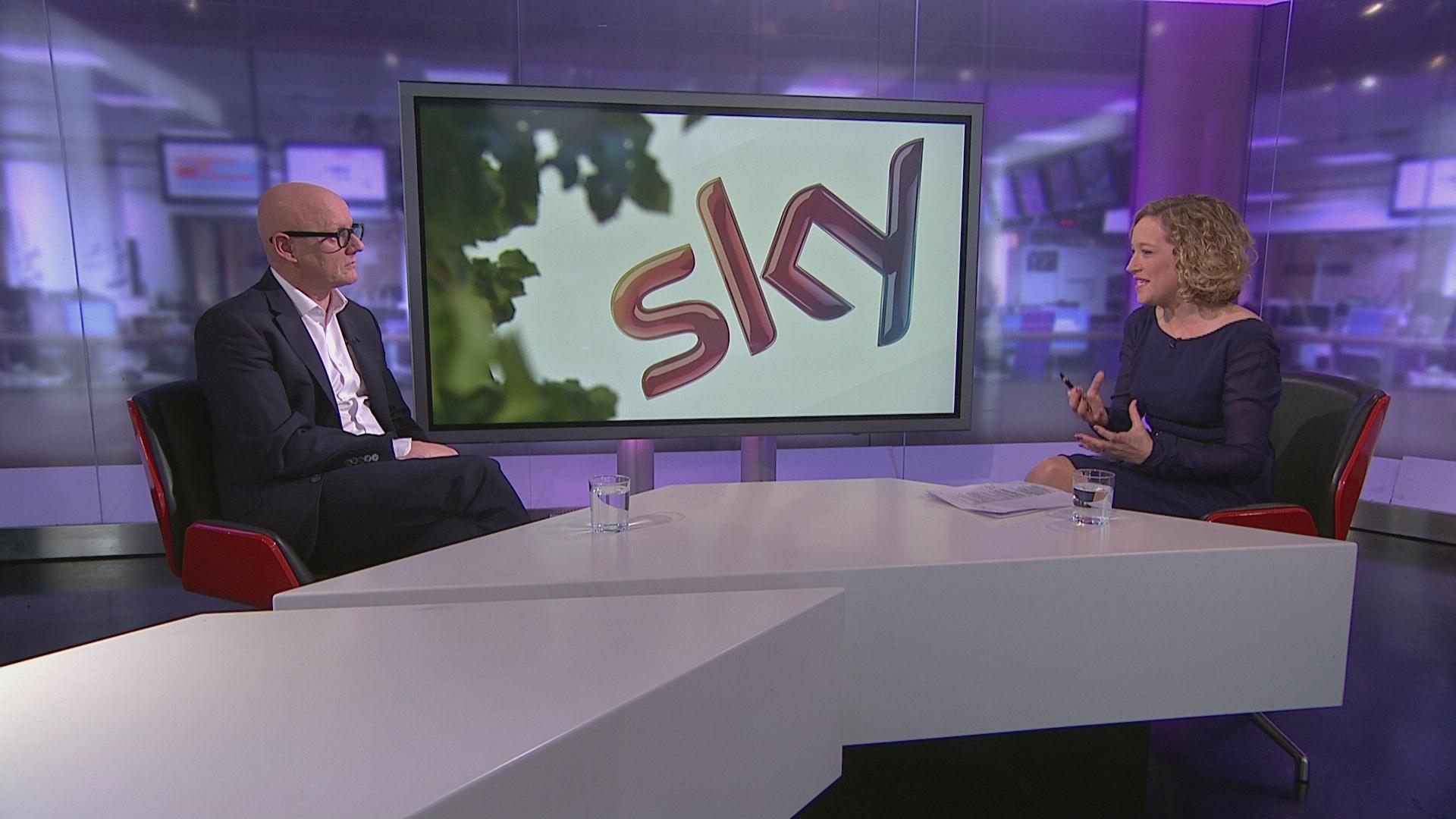 Sky interview