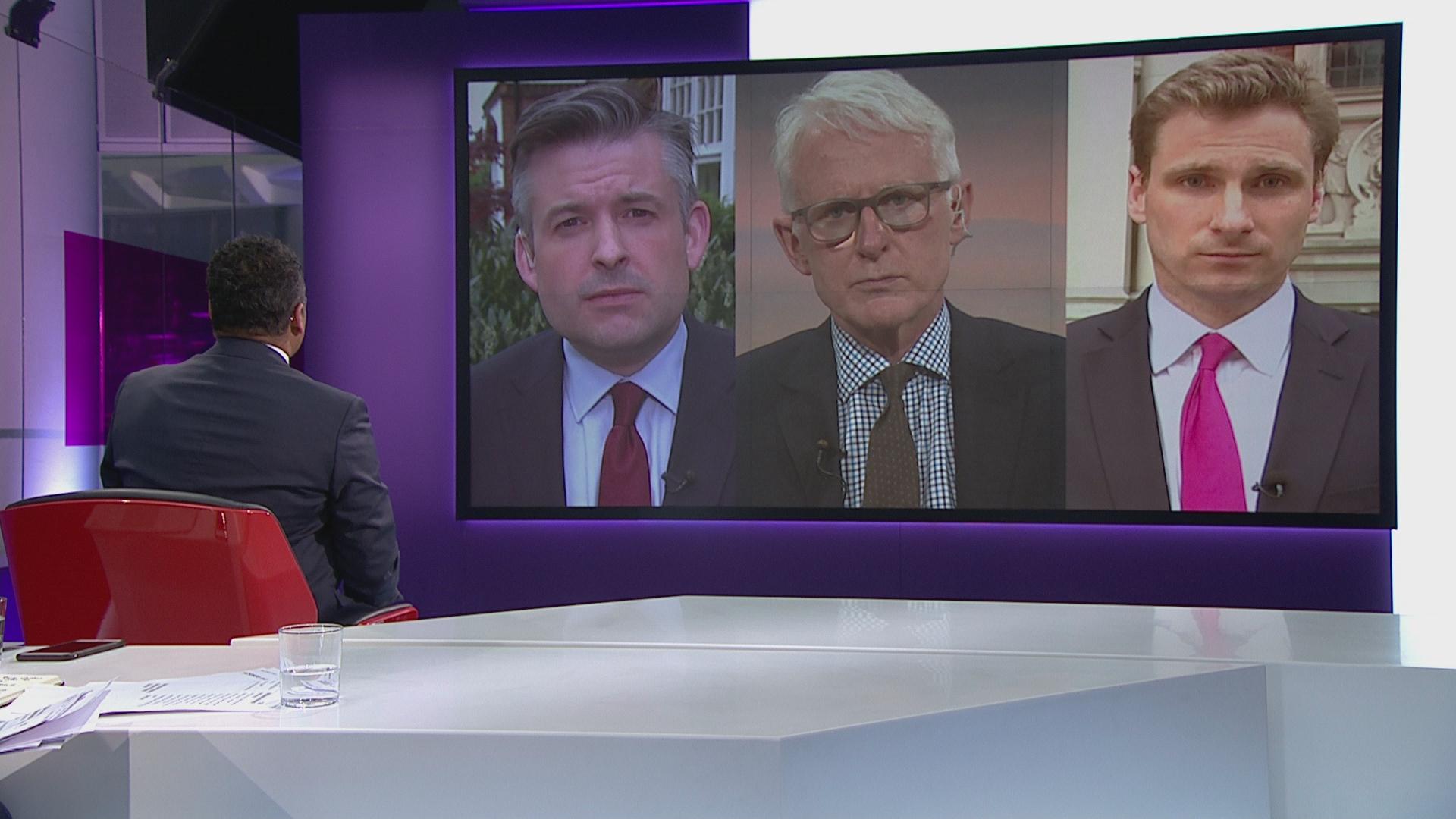 NHS Debate: Jonathan Ashworth, Norman Lamb, Chris Philp