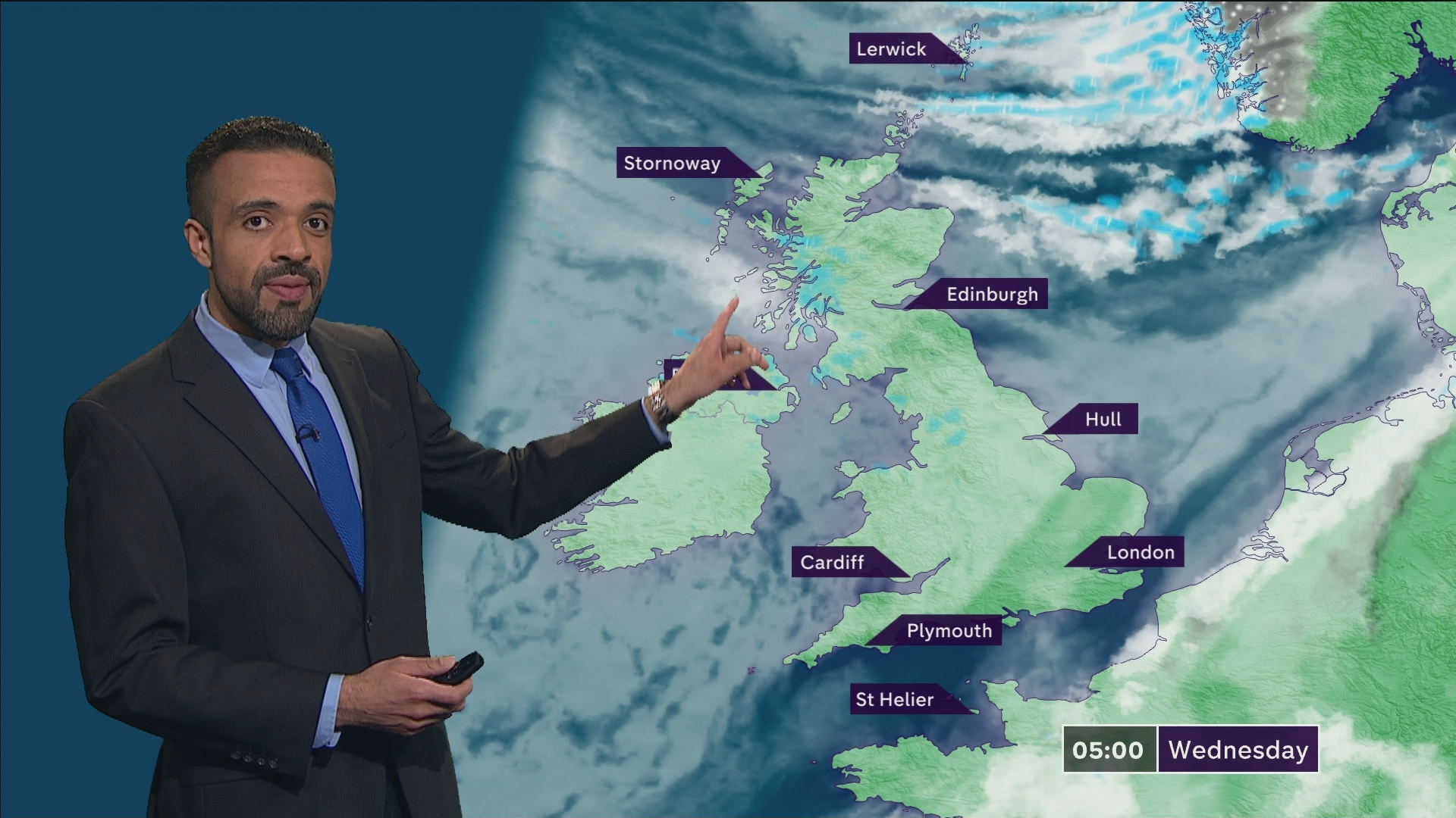 Channel 4 News weather – Channel 4 News