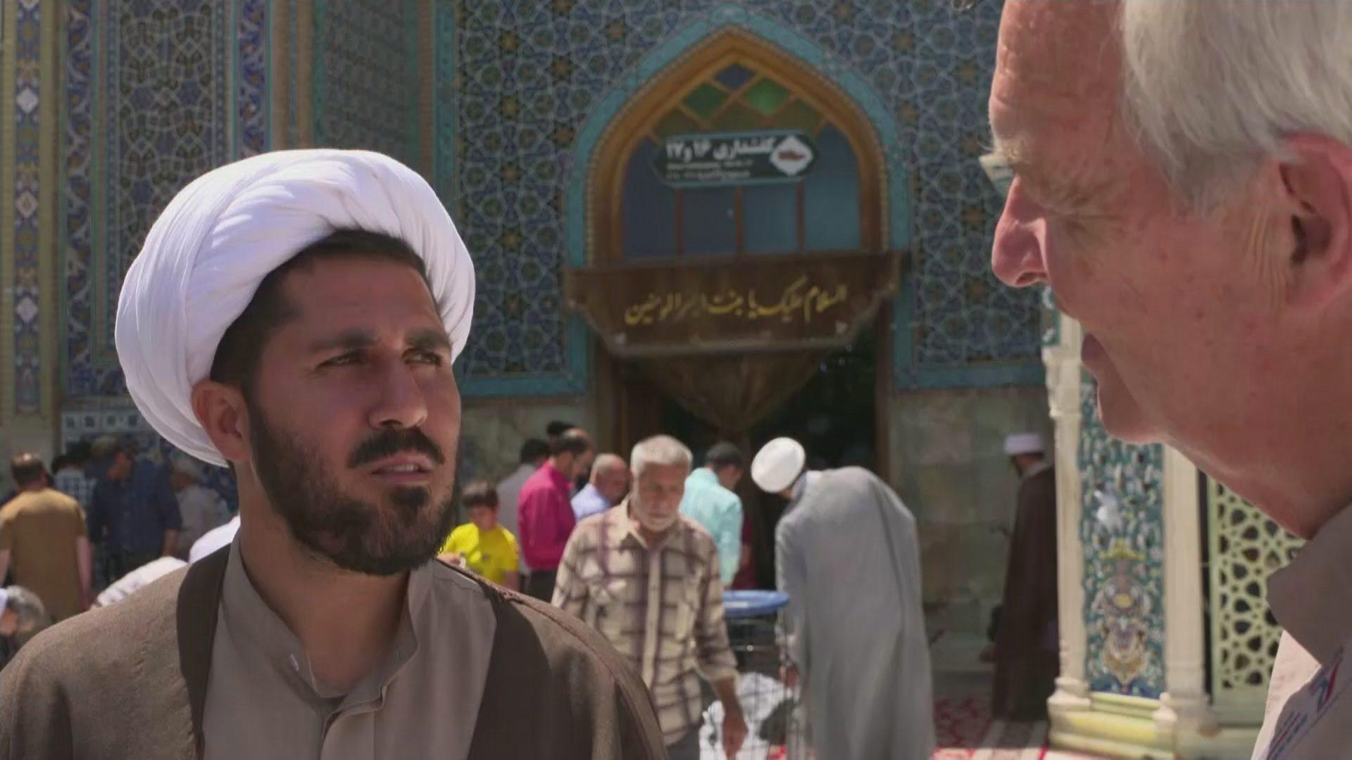 Iran's election – inside the holy city of Qom
