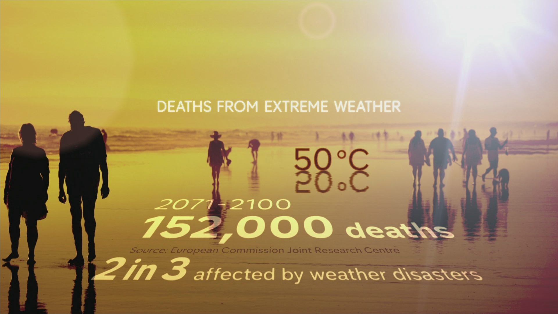 Scientists warn of extreme weather threat to Europe