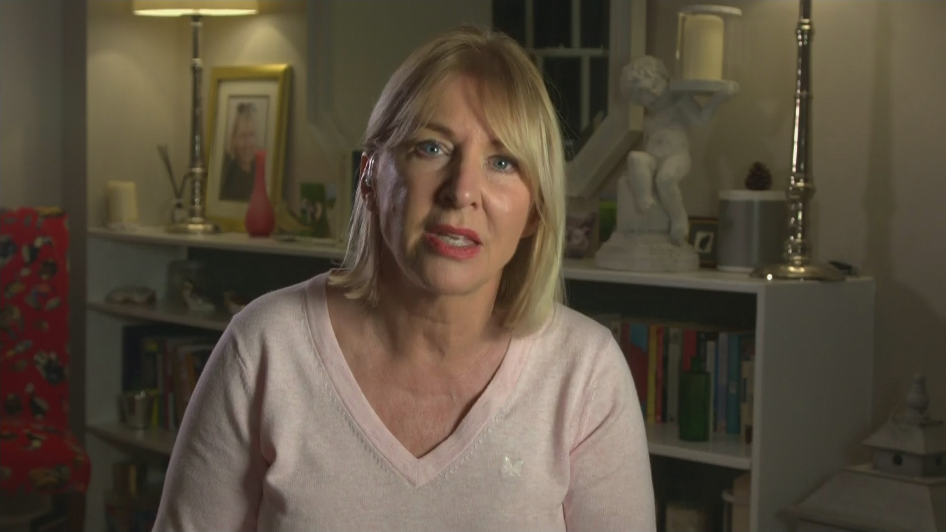 conservative mp nadine dorries  women coming forward are