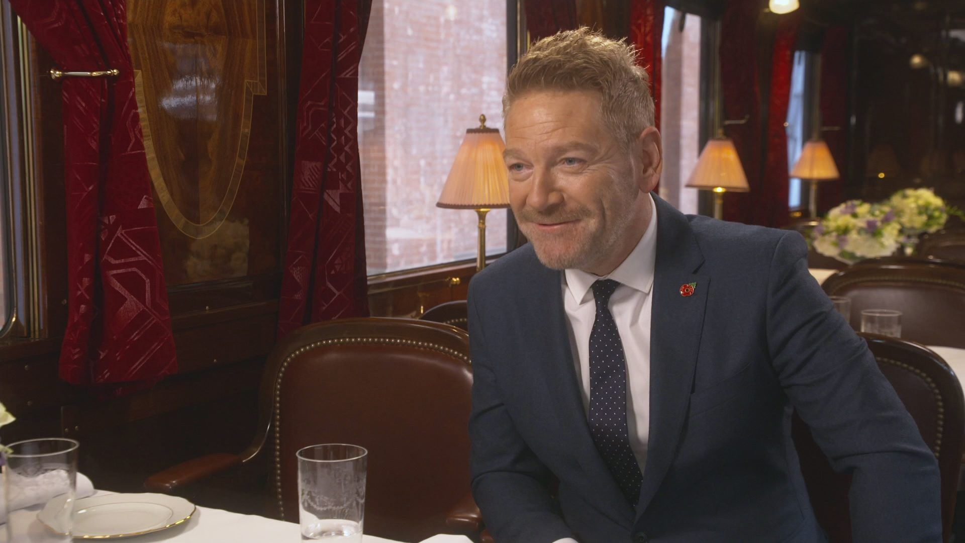 Sir Kenneth Branagh On Murder On The Orient Express Channel 4 News