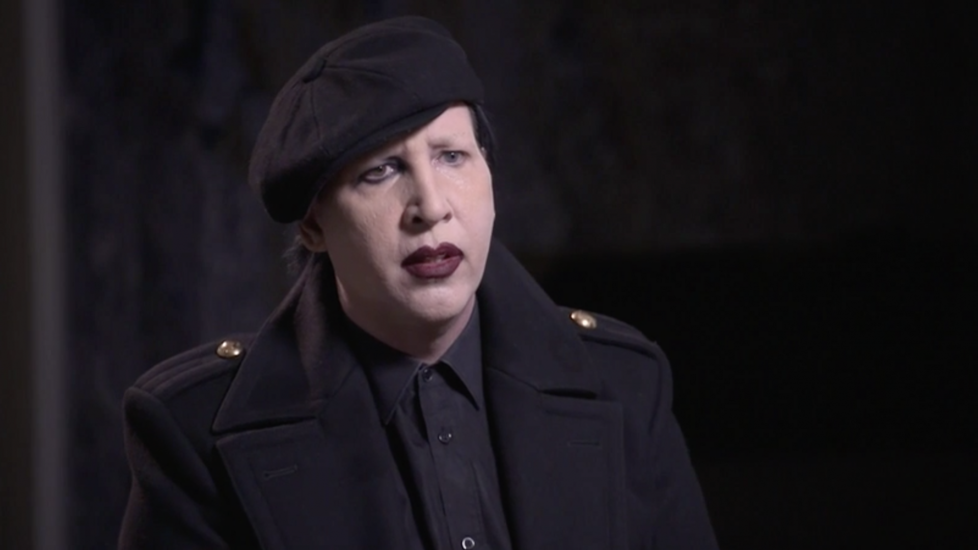 marilyn manson on music politics and sexual harassment channel 4 news