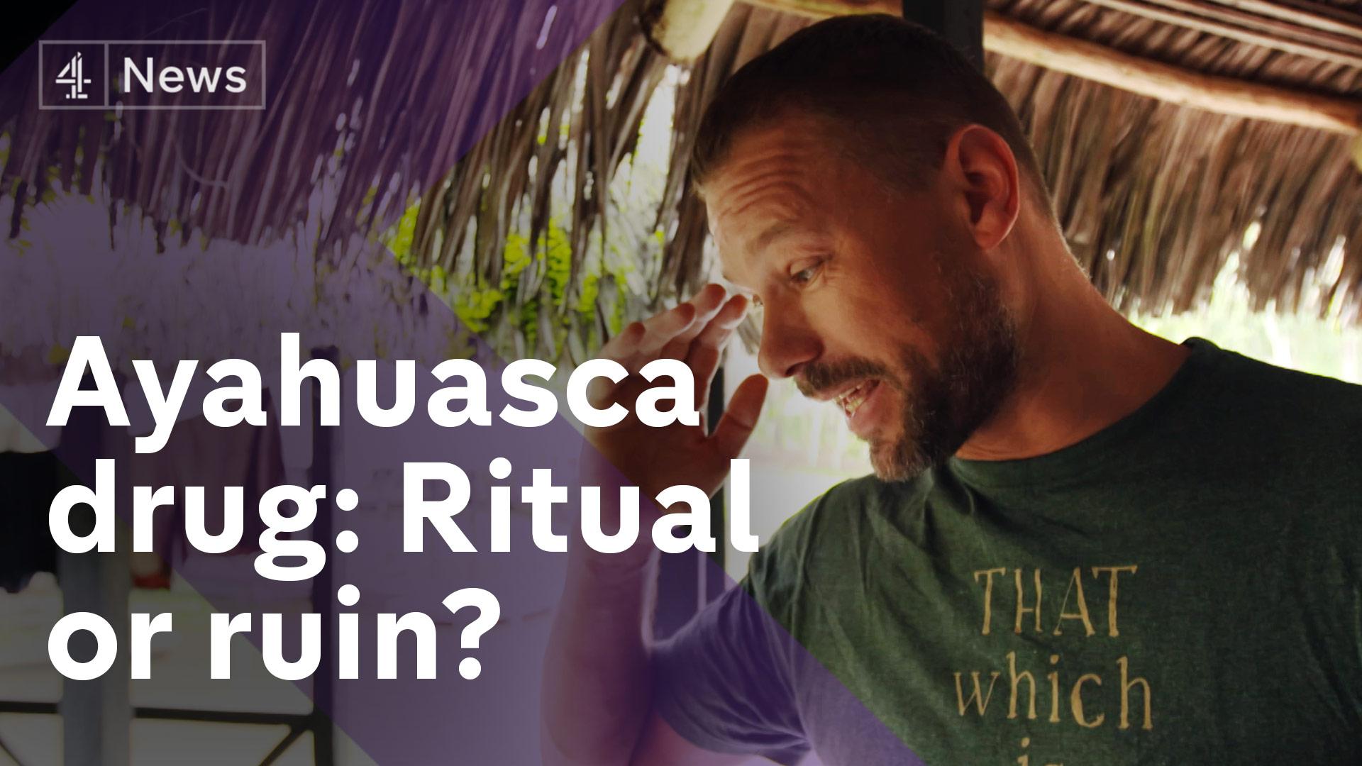 The fatal thirst for Peru's Ayahuasca drug