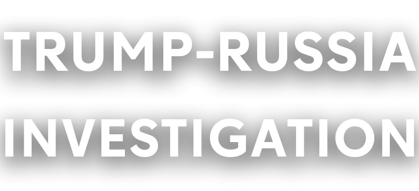 Trump-Russia investigation