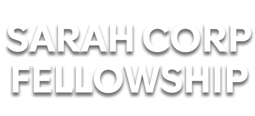 Sarah Corp Fellowship