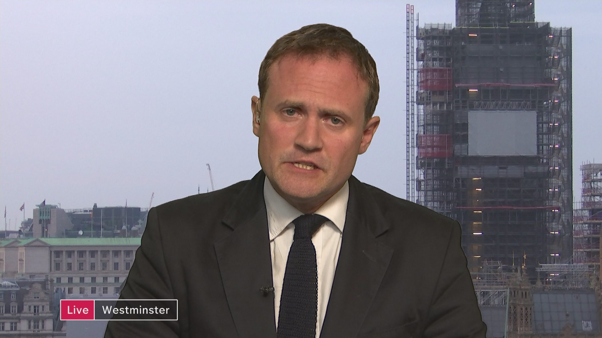 Tom Tugendhat MP on Syria: 'There is a cost to doing nothing and we are  seeing it now' – Channel 4 News