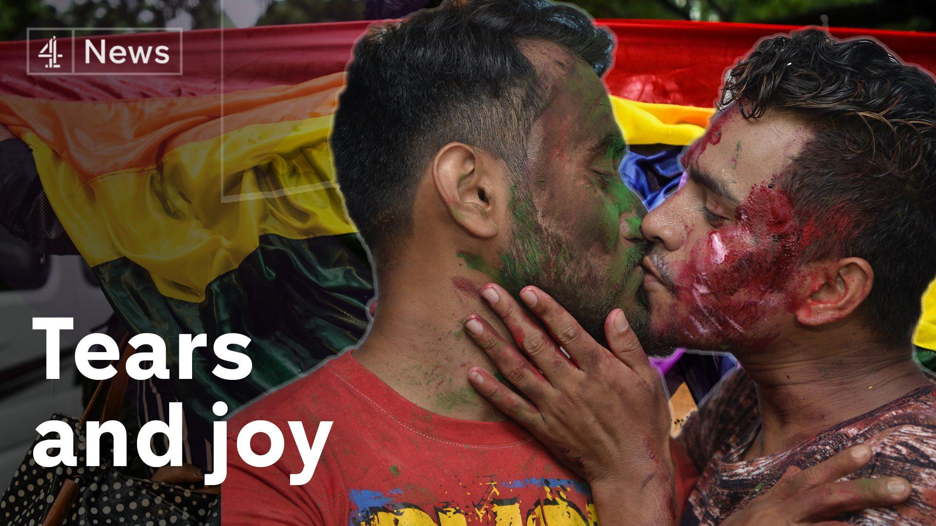 Κανάλι σεξ γκέι