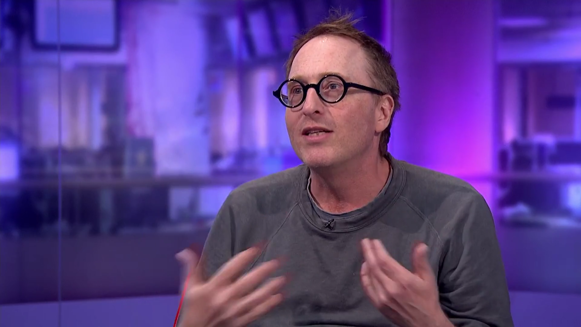 Jon Ronson: 'Shows like Jeremy Kyle are very much behind the time about stigmatising mental health issues'