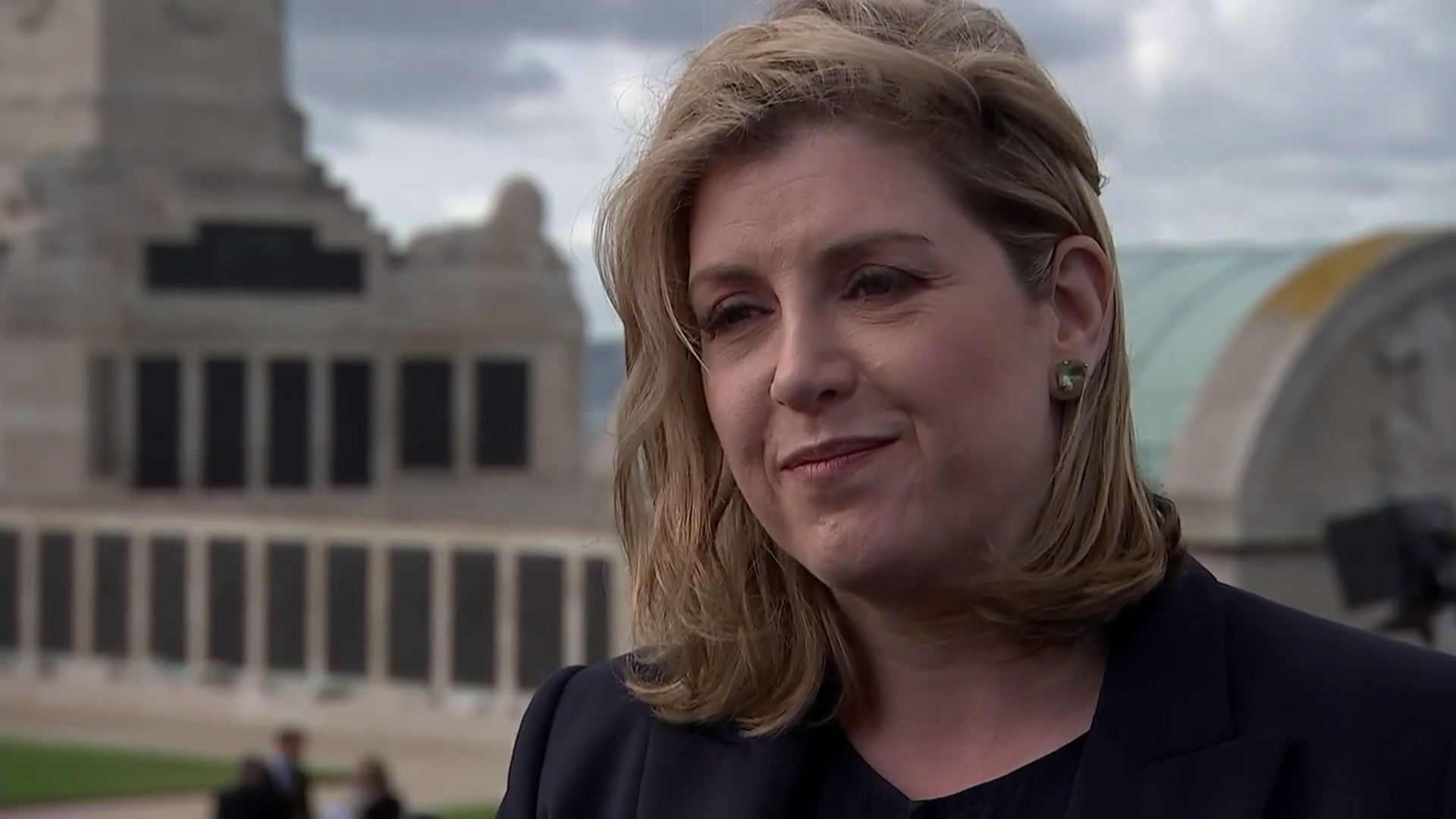 Defence Secretary Penny Mordaunt: 'Our relationship with Russia is not in a good place'