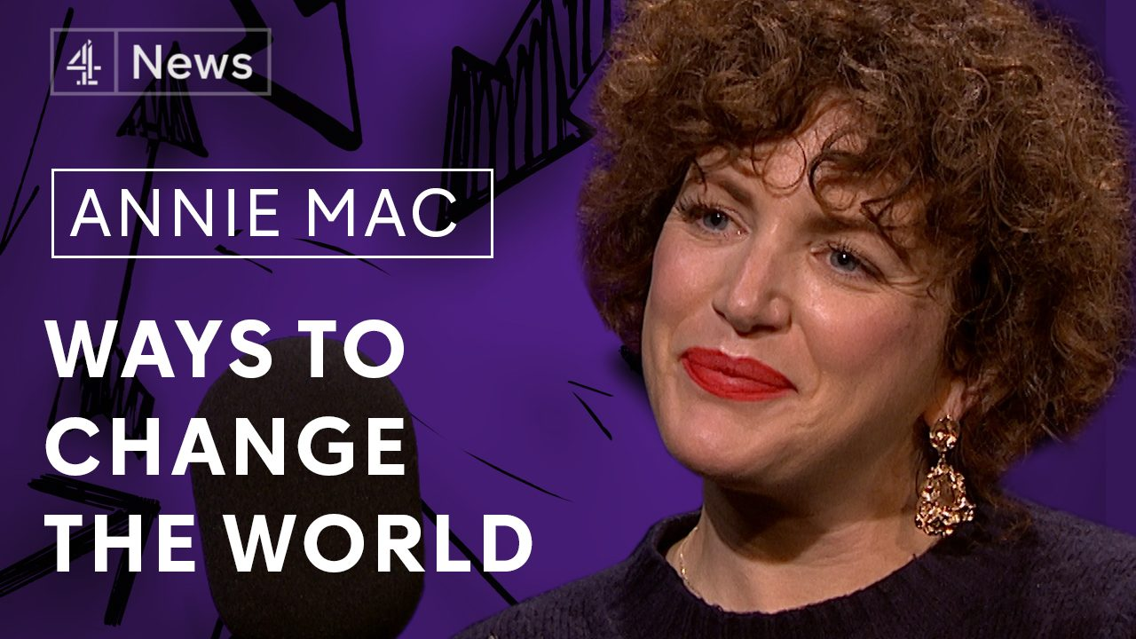 Series 3, Episode 7: Annie Mac