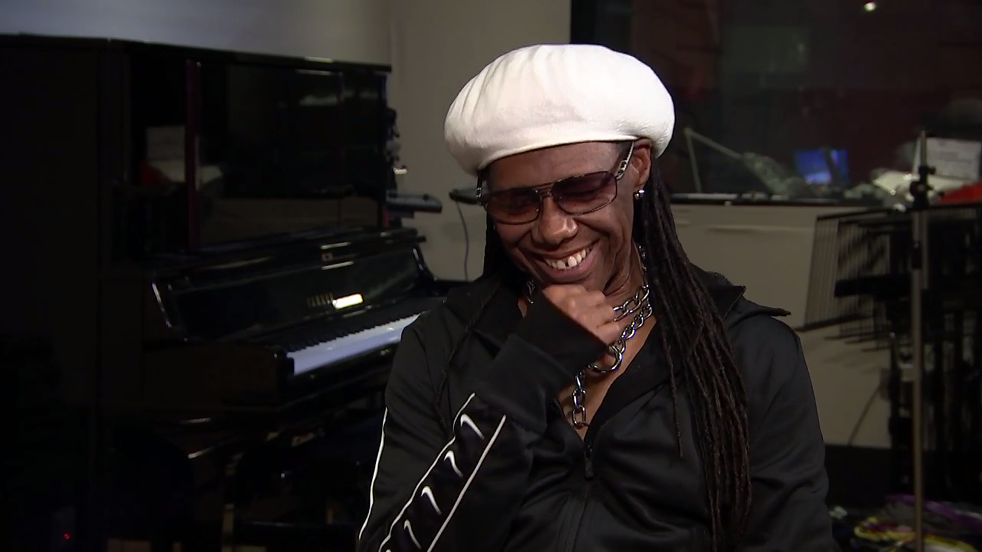 Disco legend Nile Rogers on his lifetime of hits