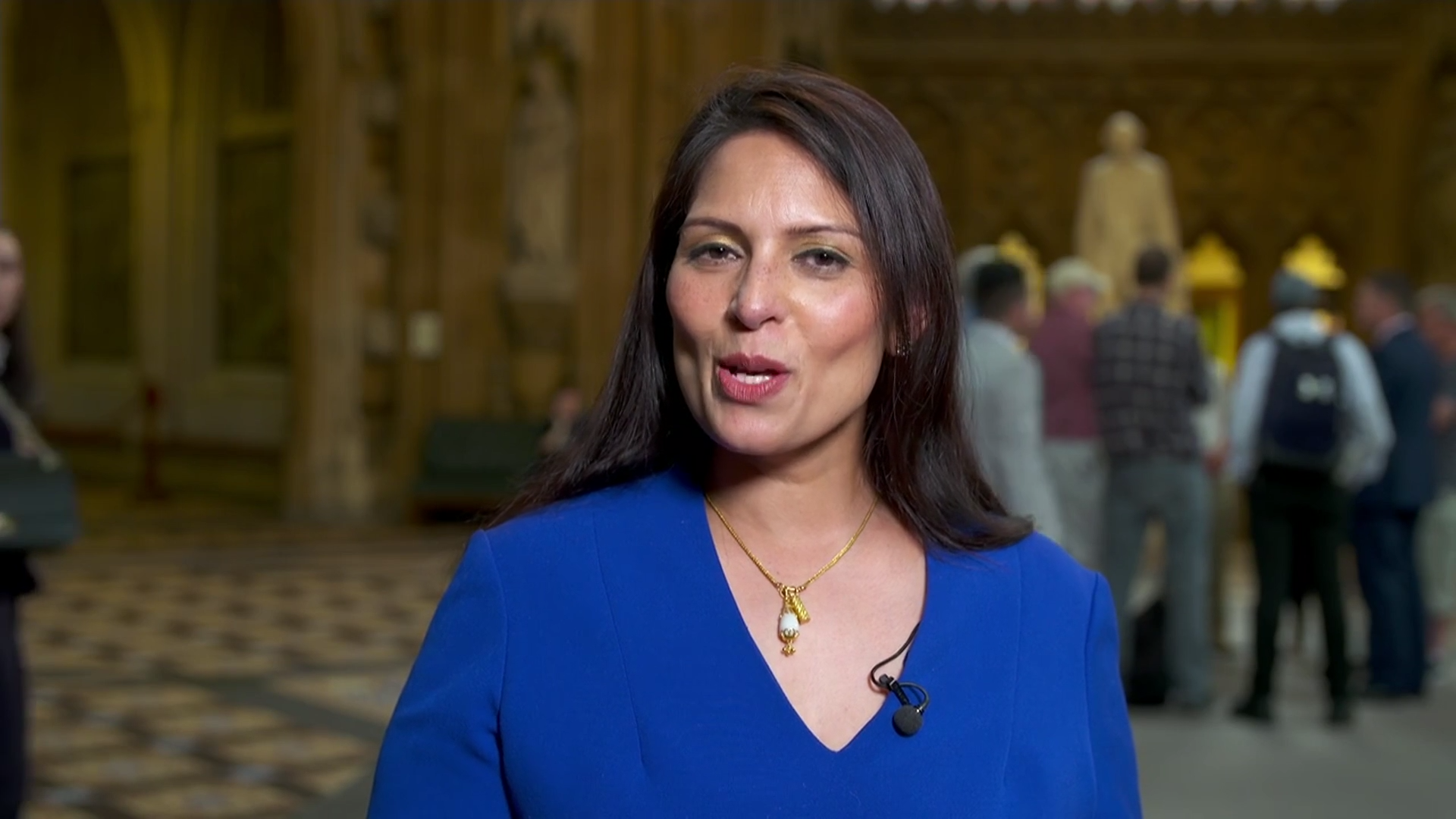 Priti Patel MP: 'We will leave come what may…delay is not ...