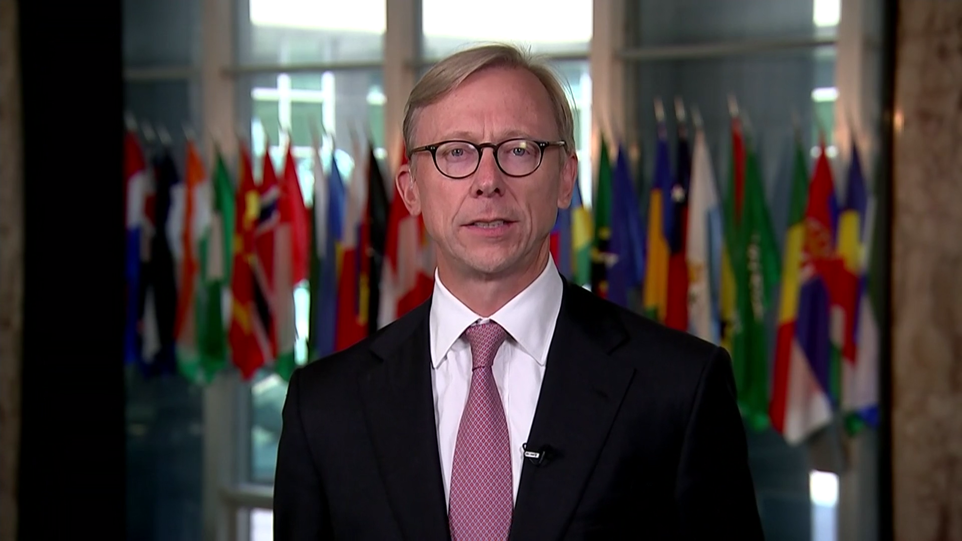 Brian Hook: 'Iran is resorting to its usual playbook of terror because it doesn't like being told no'