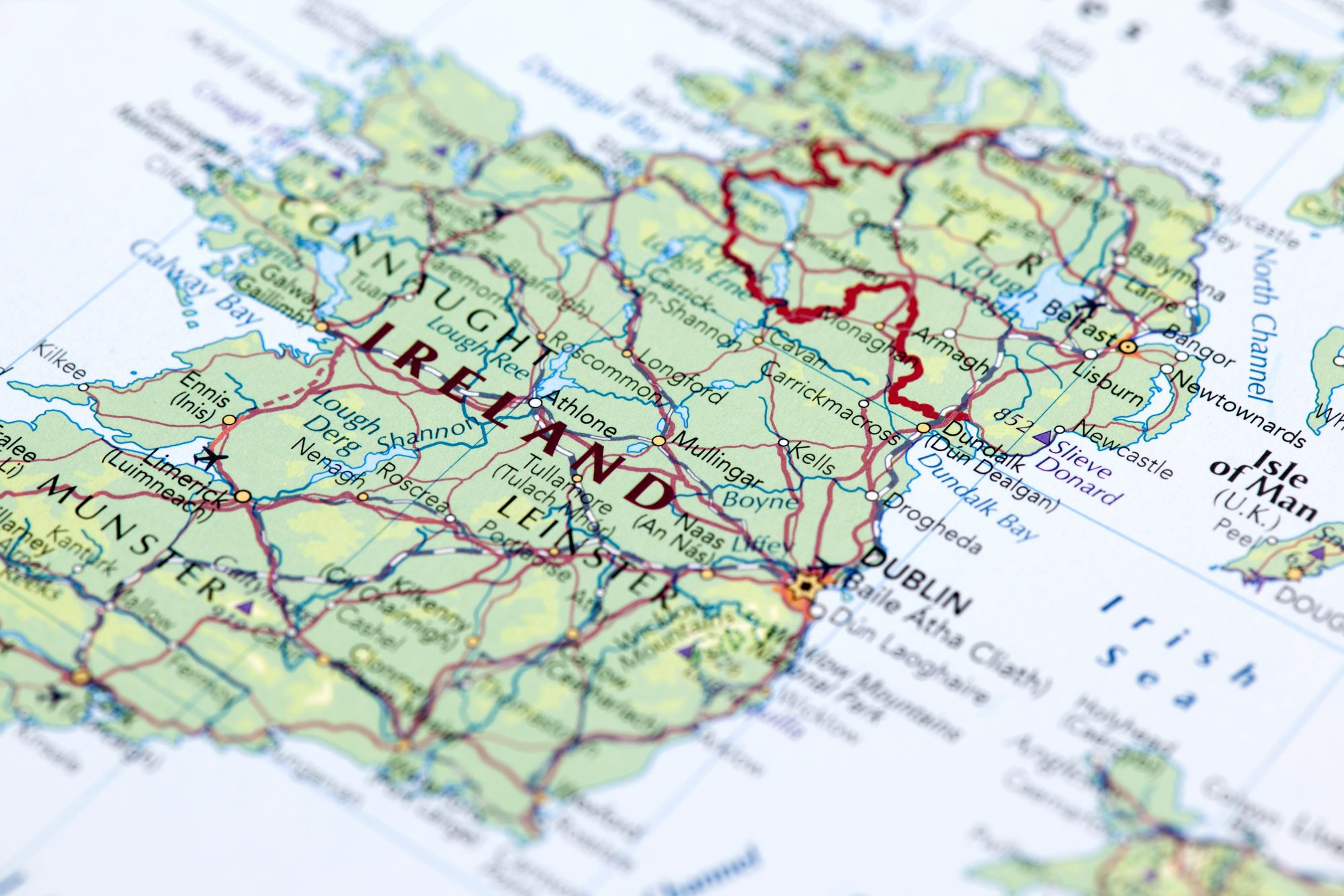What would a 'hard border' in Northern Ireland actually look like?