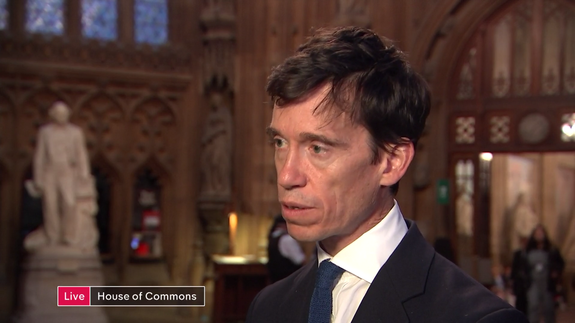 Rory Stewart: 'I'm worried if you become version of Brexit Party, we are going down Trumpian path'