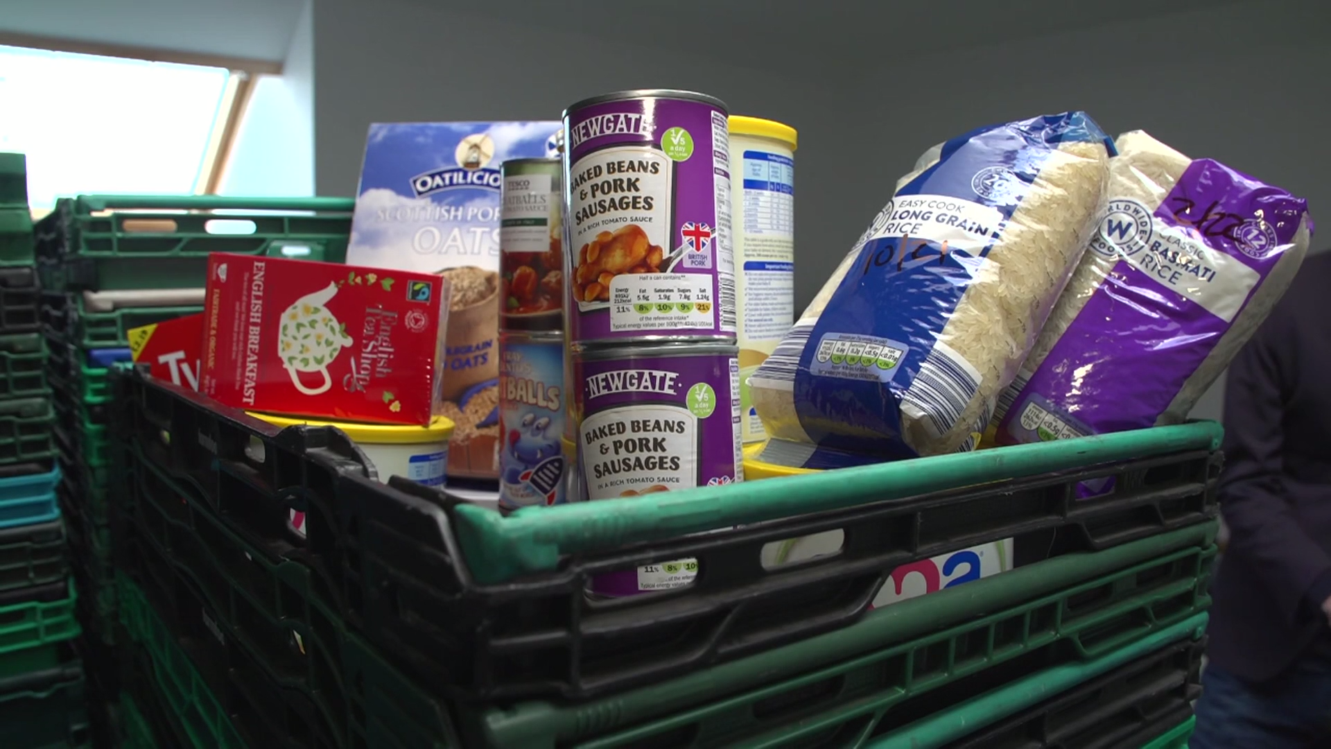 No deal Brexit: foodbanks and hospital suppliers fear food shortages