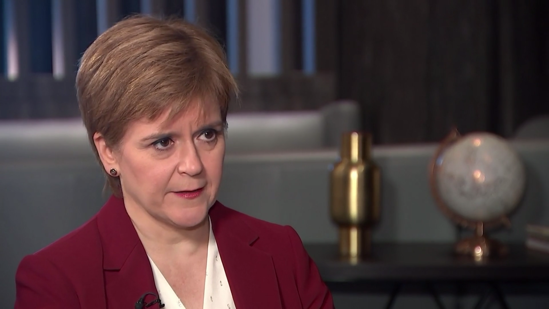 Nicola Sturgeon: 'the case for Scottish independence has never been more compelling'