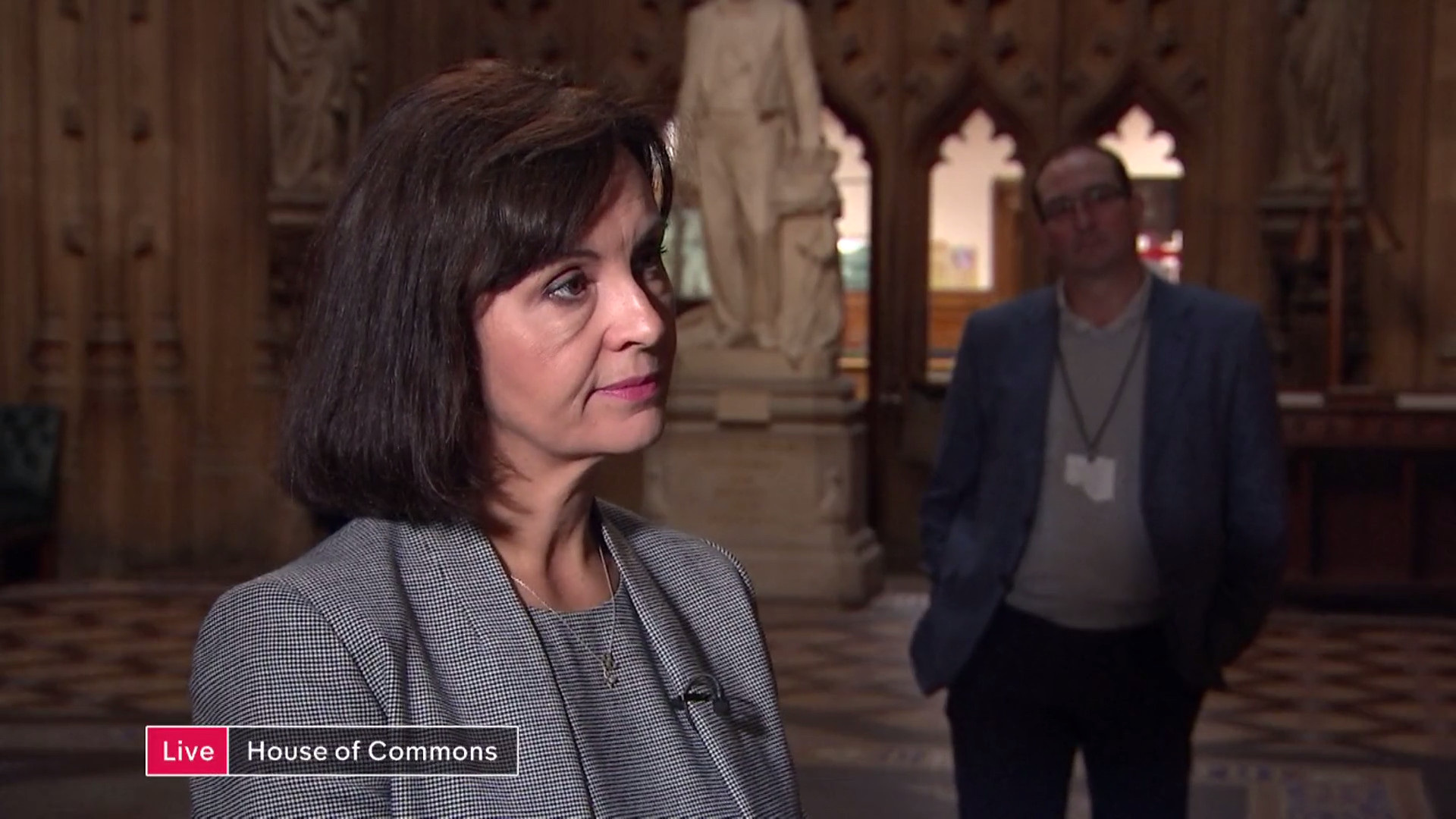 Labour MP Caroline Flint: 'I promised voters we would respect outcome of referendum'