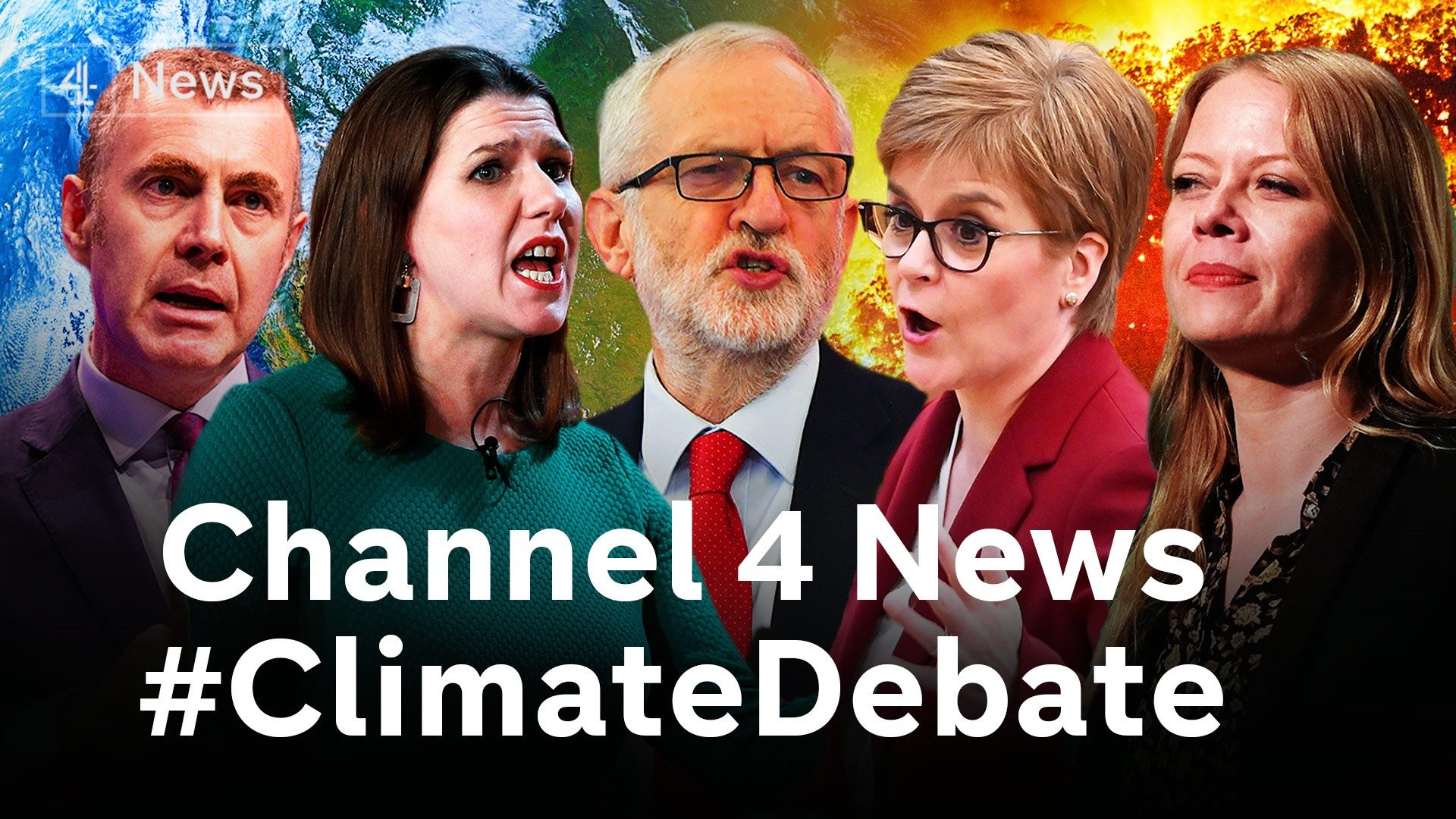 The Channel 4 News Climate Debate – Channel 4 News