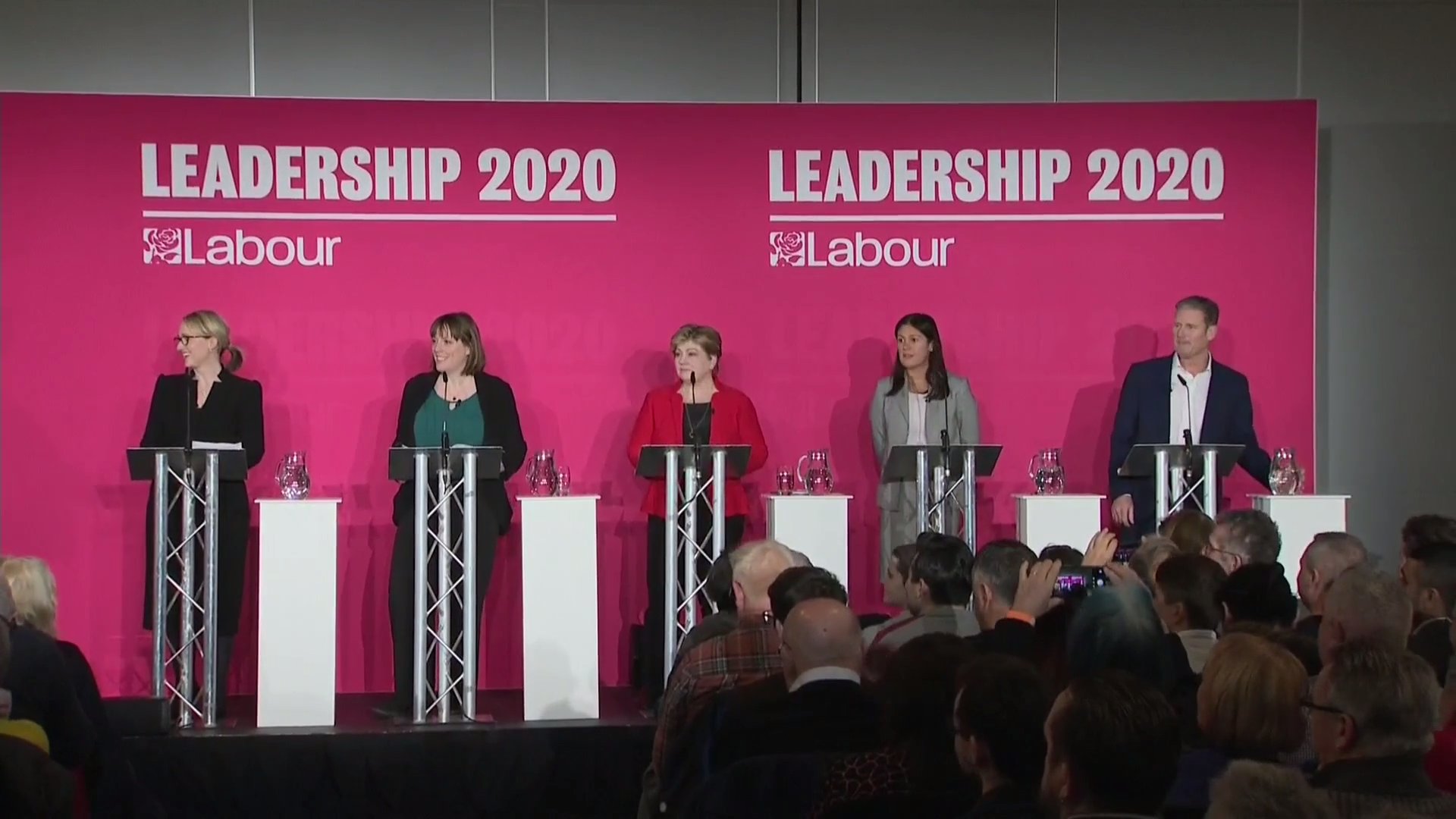 First pitch to replace Corbyn: Labour hold first hustings