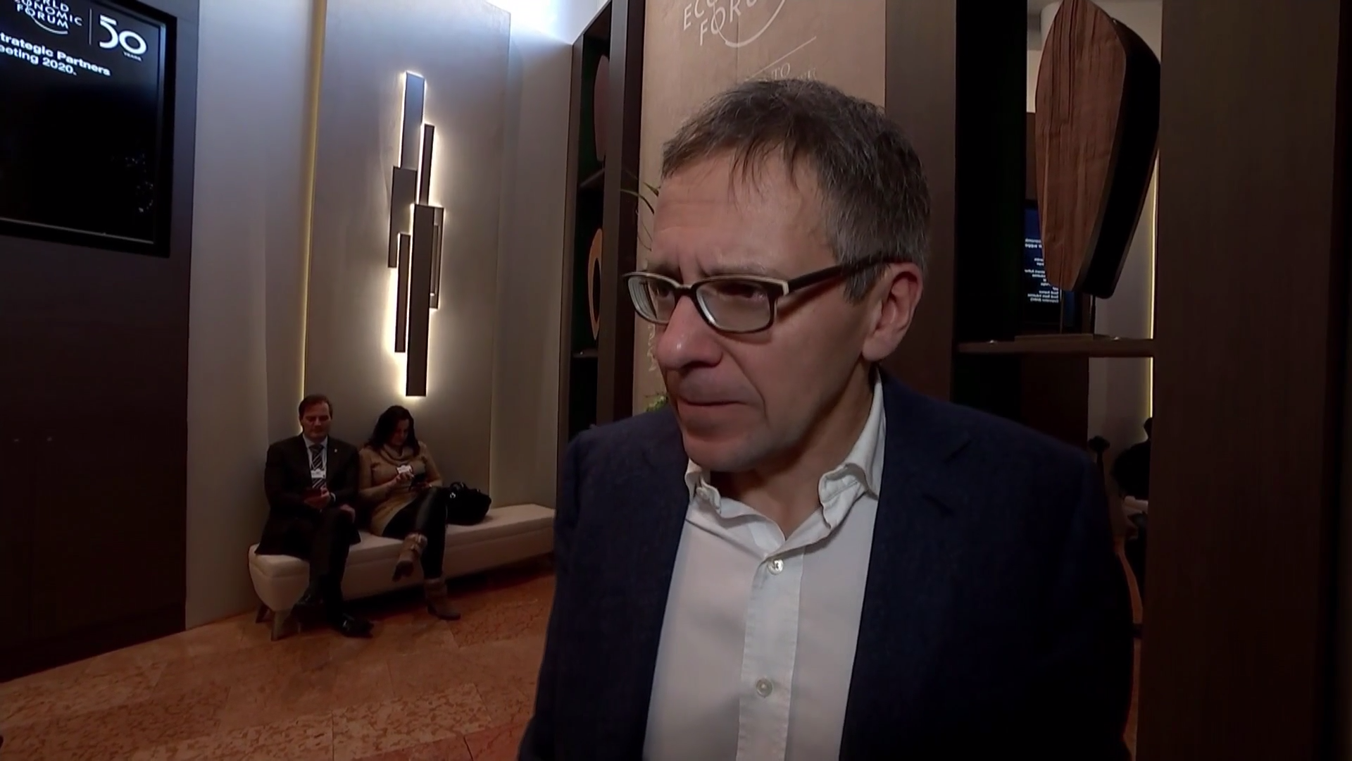 'Trump loves being around rich and powerful people' – Ian Bremmer, Eurasia Group - channel 4