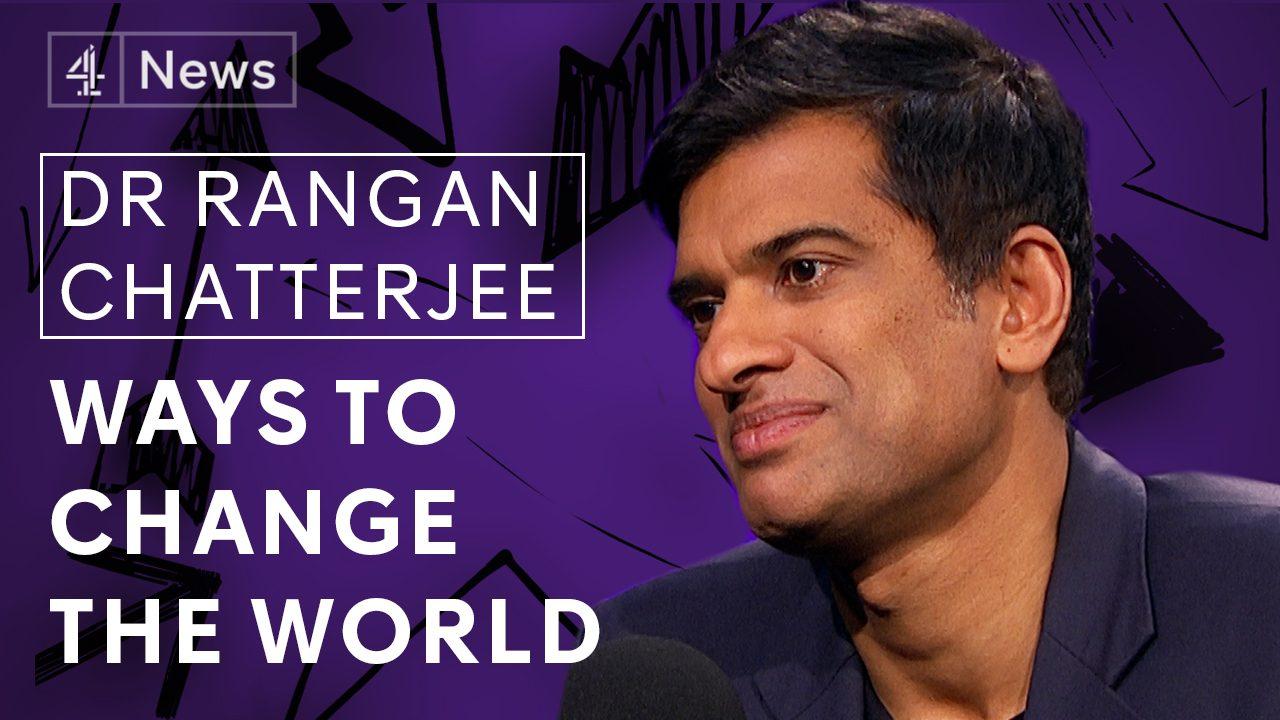 DR RANGAN CHATTERJEE 1280x720 - Dr Rangan Chatterjee – Channel 4 News