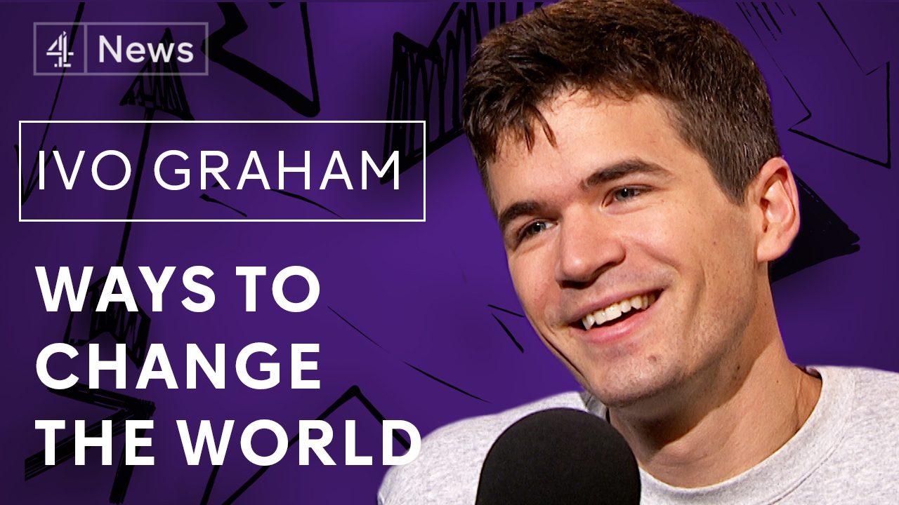 Series 4, Episode 4: Ivo Graham - channel 4