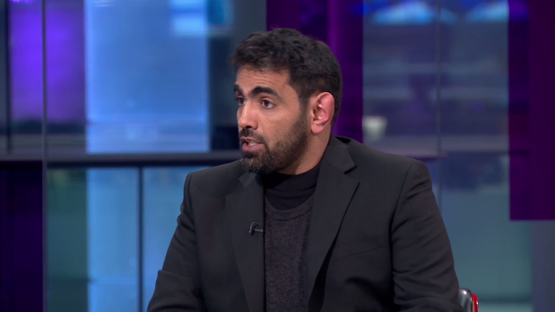 Activist Ghanem al-Masarir given permission to sue Saudi Arabia in UK over alleged hack of his phone - channel 4
