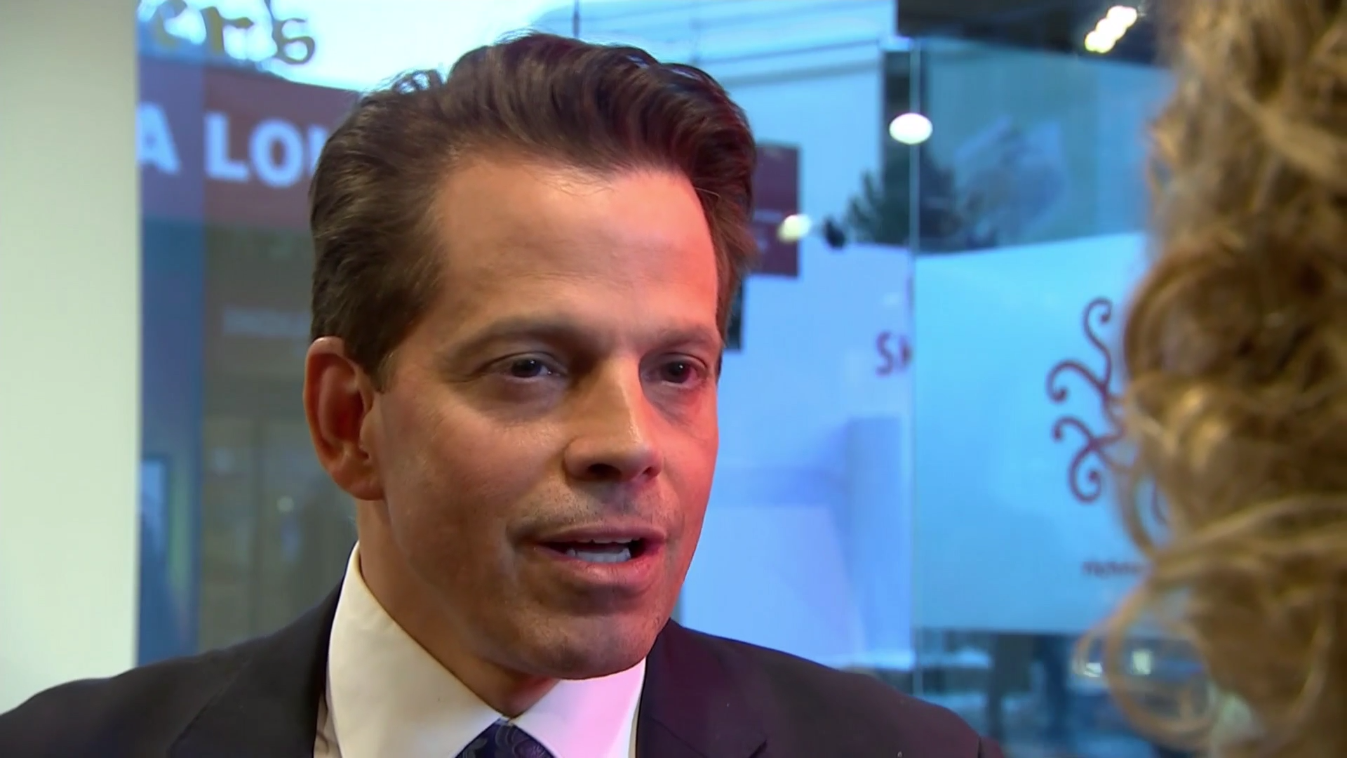 ZSkM9w5w3ce image 1920x1080 - 'When you have full-blown demagoguery and bullying, people get scared' – ex-Trump aide Anthony Scaramucci – Channel 4 News