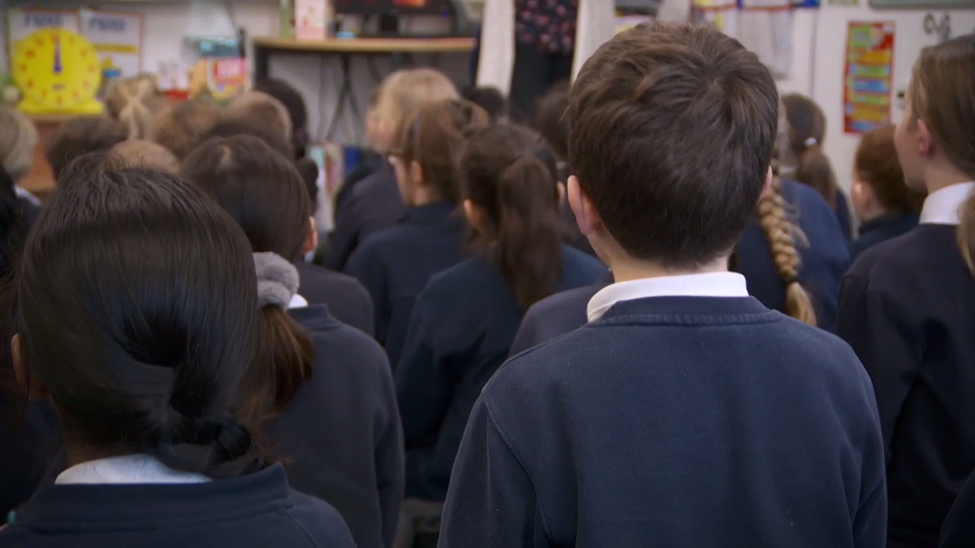 Disadvantaged pupils most likely to be affected by under-performing schools, says Ofsted - channel 4