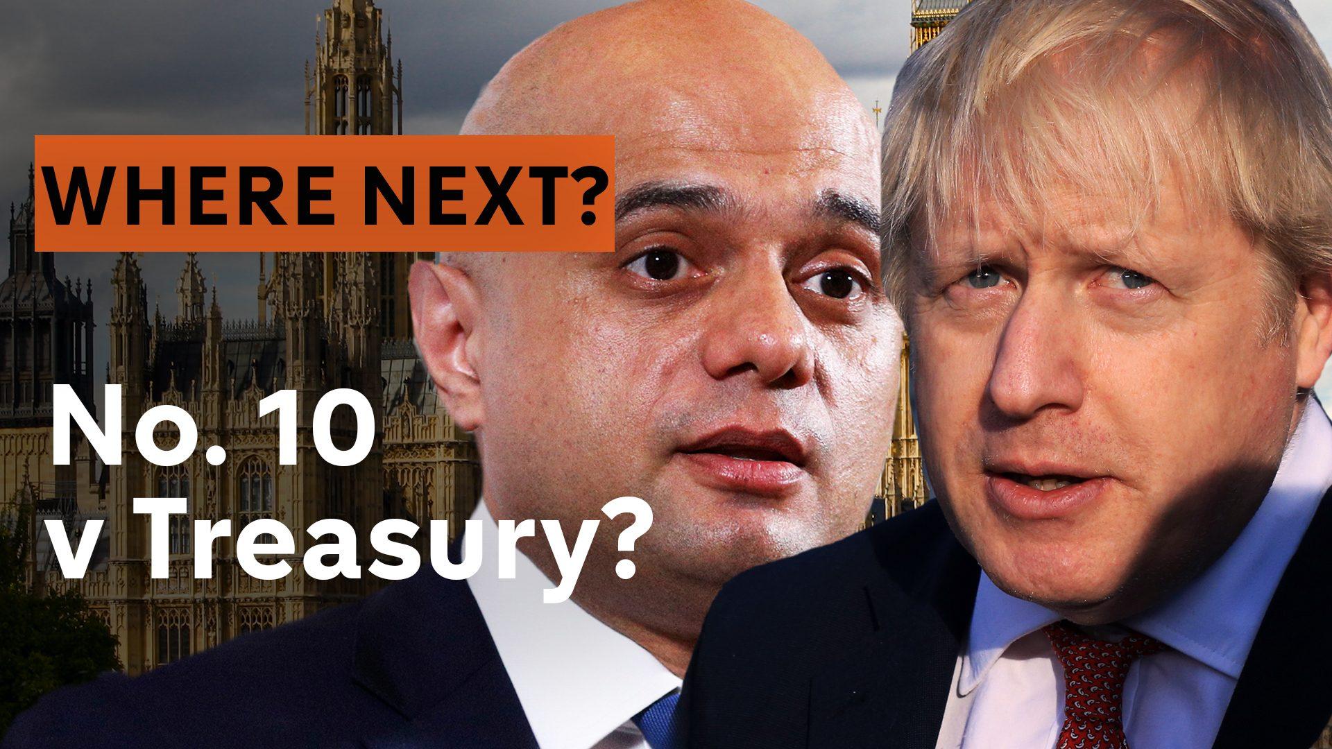 Number 10 vs the Treasury? | Politics: Where Next? podcast