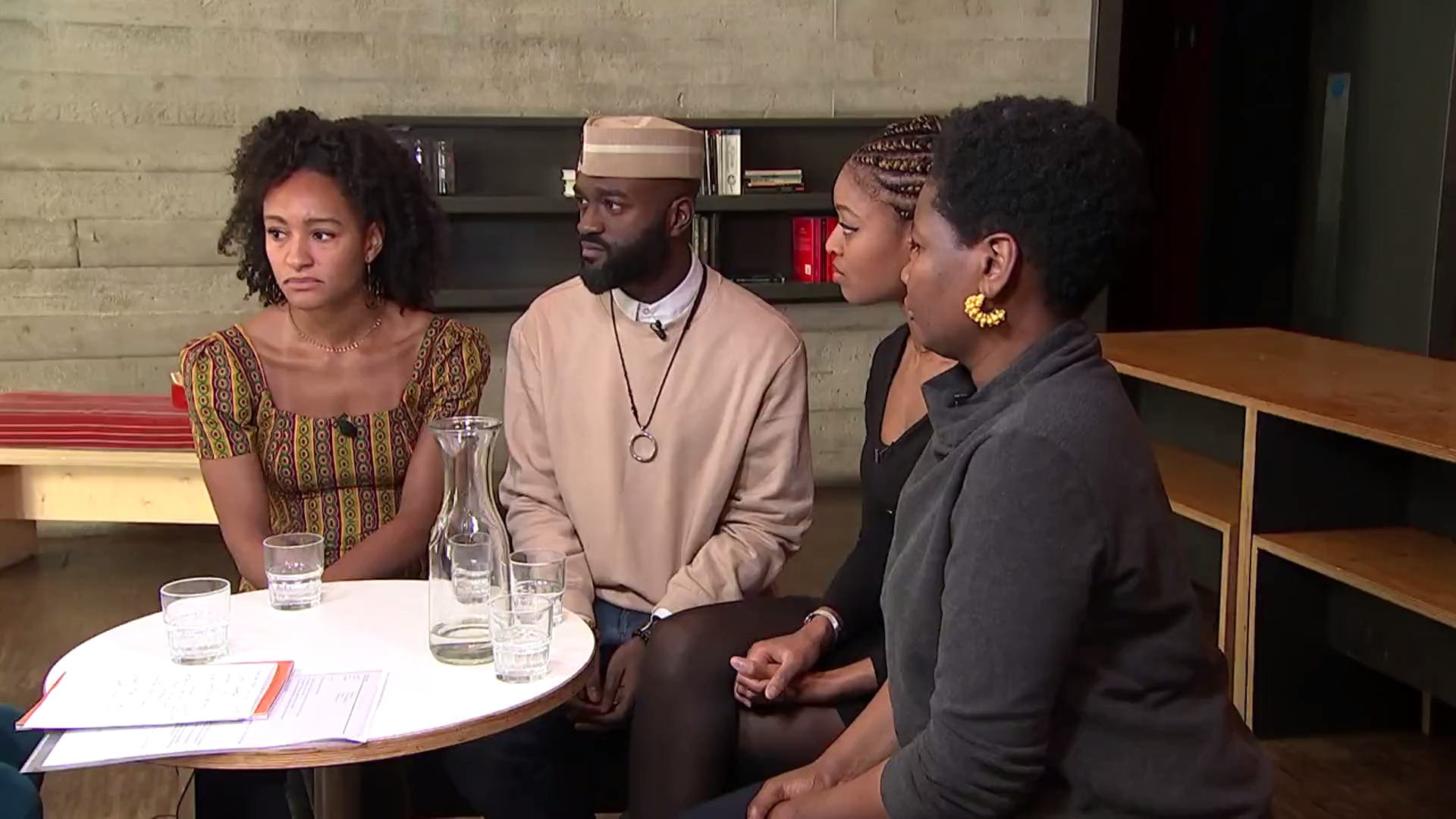 Chekhov's Three Sisters re-worked with black cast - channel 4