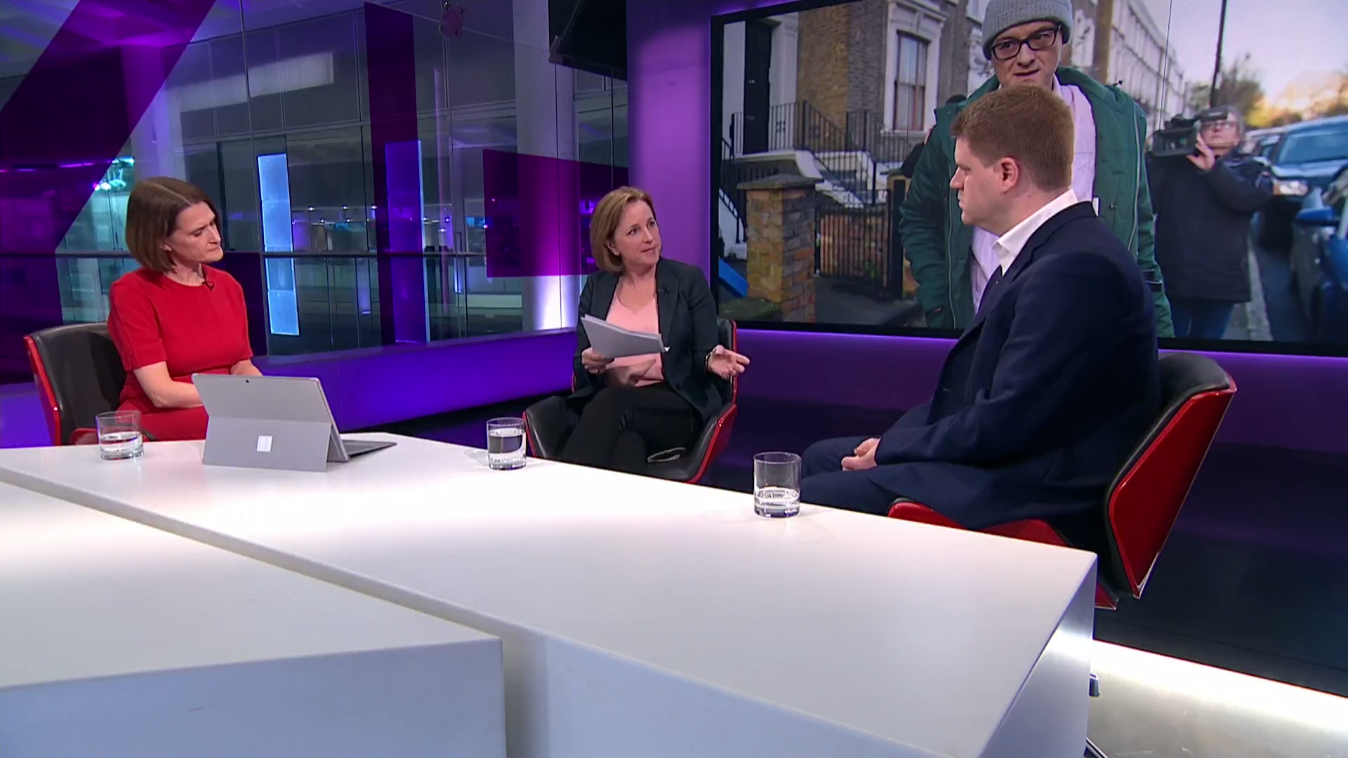 """The problem is a systemic problem"" – Columnist Rachel Sylvester questions government's vetting of Andrew Sabisky. - channel 4"