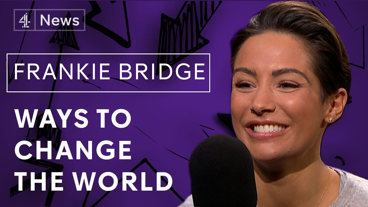 Series 4, Episode 9: Frankie Bridge - channel 4