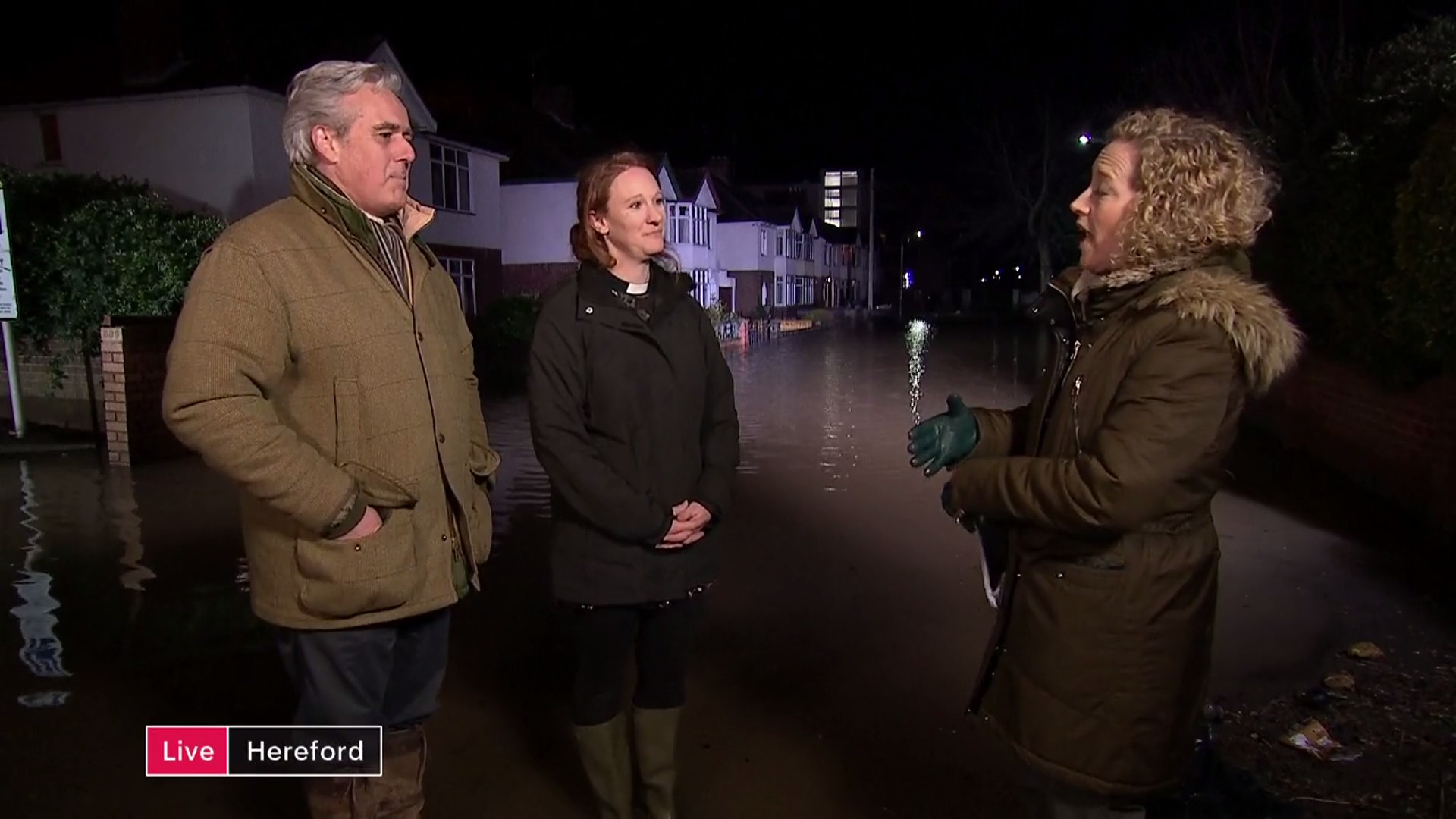 Johnson visit to flood-hit areas 'wouldn't help' – Tory MP Mark Garnier - channel 4